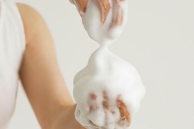 洗顔 クレンジング